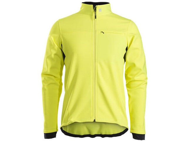 Bontrager Circuit Softshell Jacket Men Vis Yellow